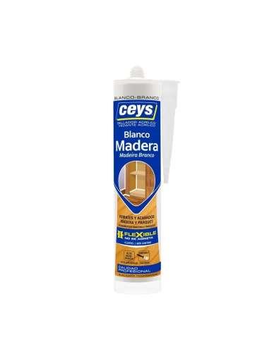 Ceys Sellaceys Madera Blanco Cartucho...