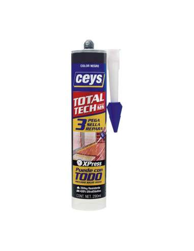 Ceys Total Tech Cartucho 290 Ml.Beige