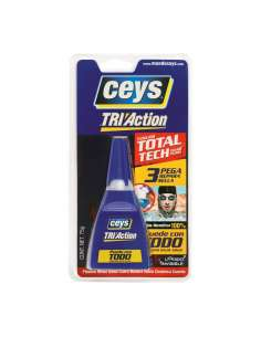 Ceys Tri-Action Total Tech...