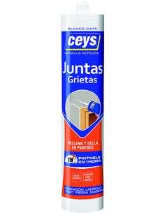 Ceys Juntas Grietas Blanco...